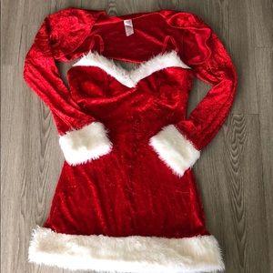Christmas sexy Santa costume